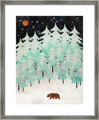 Natures Way Framed Print by Bri B