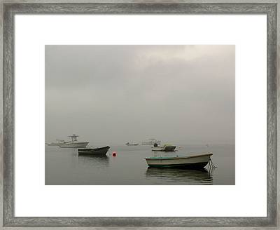 Nauset Harbor Framed Print by Juergen Roth