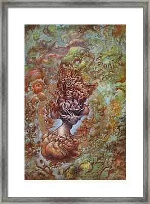 Nautical Inversion  Framed Print by Ethan Harris