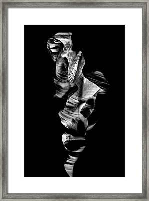 Navajo Wanderer Framed Print by Az Jackson