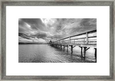 Neatahwanta Framed Print by Everet Regal