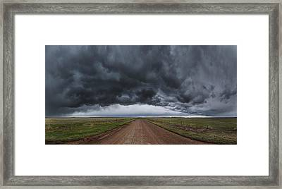 Nebraska 19 Framed Print by Darren  White