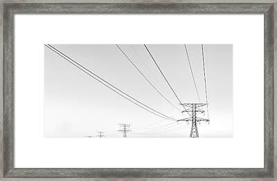 Necessary Evil Framed Print by Scott Norris