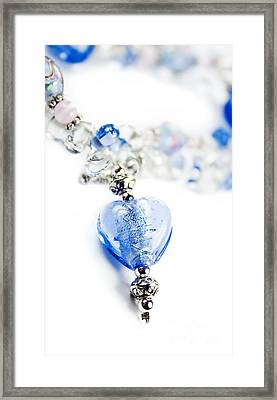 Necklace Framed Print by Jorgo Photography - Wall Art Gallery