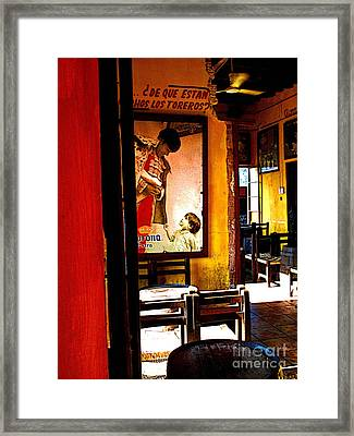 New Generation Framed Print by Mexicolors Art Photography