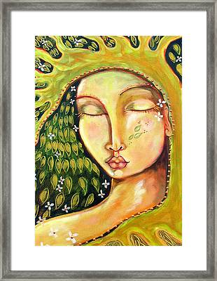 New Life Framed Print by Shiloh Sophia McCloud