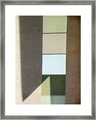 New Order Framed Print by Ross Odom