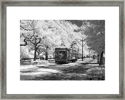 New Orleans: Streetcar Framed Print by Granger