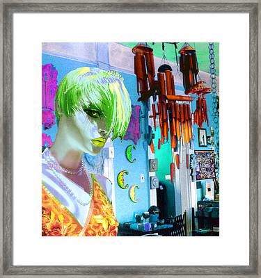 New Framed Print by Sarah Crumpler