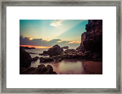 Framed Print featuring the photograph New Vision by Thierry Bouriat