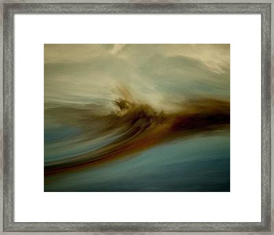 New Wave Framed Print by LC Bailey
