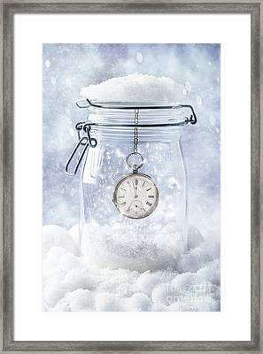 New Year Eve Framed Print by Amanda And Christopher Elwell