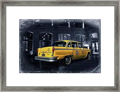 New York - New York Framed Print by Steven Agius