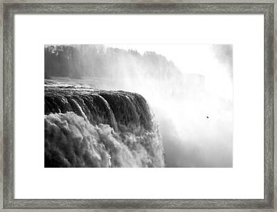 Niagra Falls Framed Print by Todd Fox