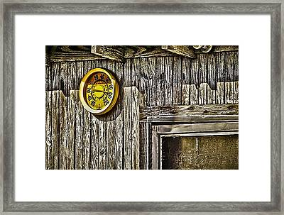 Ninety Plus Framed Print by Greg Jackson