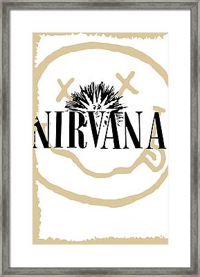 Nirvana No.06 Framed Print by Caio Caldas