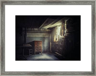 No Escape Framed Print by Scott Norris