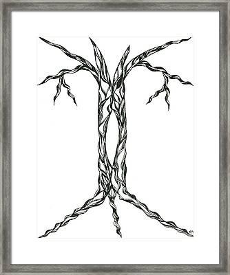 No.17 Framed Print by Robert Nickologianis