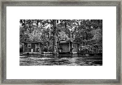Noah's Ark Framed Print by Glenn DiPaola