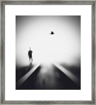 Nocturne Framed Print by Hengki Lee