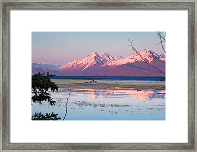 Nomad Framed Print by Ed Boudreau
