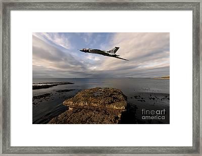 North Atlantic Framed Print by Stephen Smith