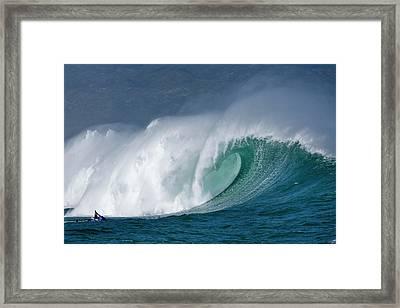 Hawaii Five-0 Framed Print by Sean Davey