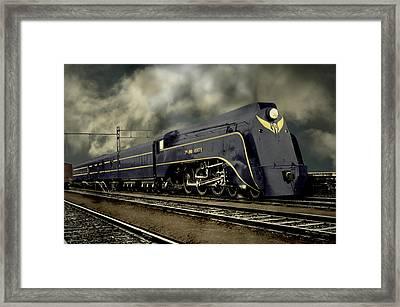 Nostalgic Era Framed Print by Steven Agius