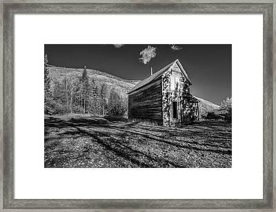 Not Anymore Framed Print by Jon Glaser