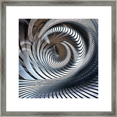Nova 9 Framed Print by Philip Openshaw