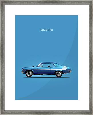 Nova Yenko Deuce 1970 Framed Print by Mark Rogan