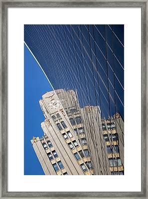 Nyc 585 Framed Print by Tony Maduro