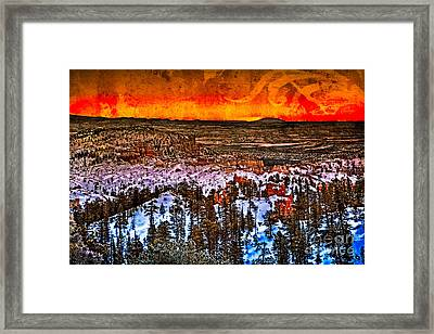 Of Fairytale Kingdoms II Framed Print by Irene Abdou