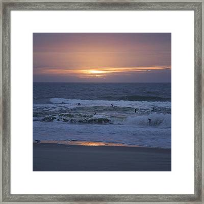 Office View Framed Print by Betsy Knapp