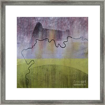 Ogaden Framed Print by Charlie Millar
