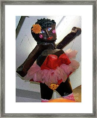 Oh Baby Framed Print by Debbi Granruth