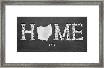 Oh Home Framed Print by Nancy Ingersoll