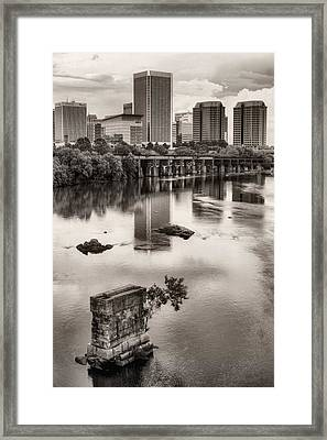 Old And New Framed Print by JC Findley