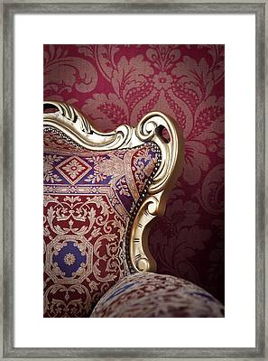 Old Chair. Framed Print by Andrey  Godyaykin