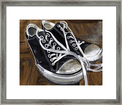 Old Favorites Framed Print by Debbie Brown