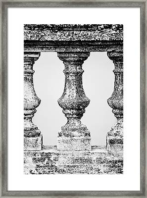 Old New Orleans Framed Print by Scott Pellegrin