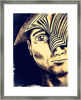 Old Precepts Framed Print by Paulo Zerbato