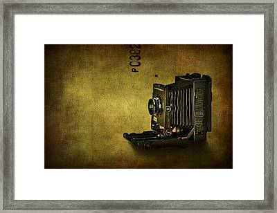 Old School Framed Print by Evelina Kremsdorf