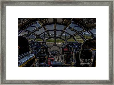 Old School Framed Print by James Taylor