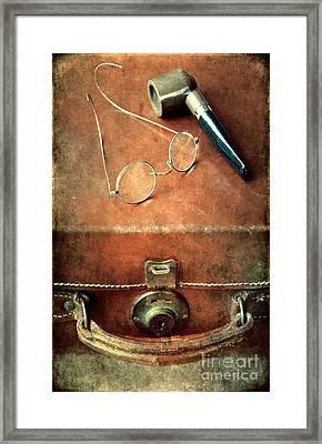 Old Time Travel Framed Print by Svetlana Sewell