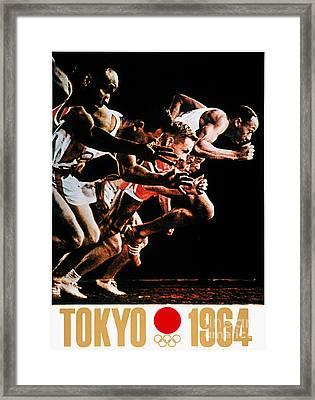 Olympic Games, 1964 Framed Print by Granger