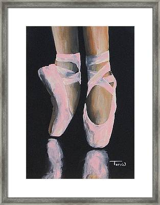 On Point  Framed Print by Torrie Smiley