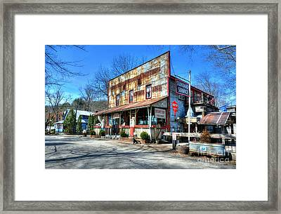 Once Upon A Story Framed Print by Mel Steinhauer