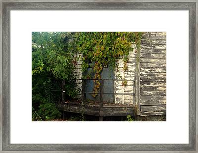 Once Upon A Time Framed Print by Susanne Van Hulst