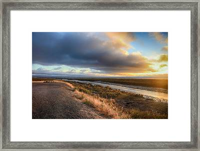 One Certain Moment Framed Print by Laurie Search